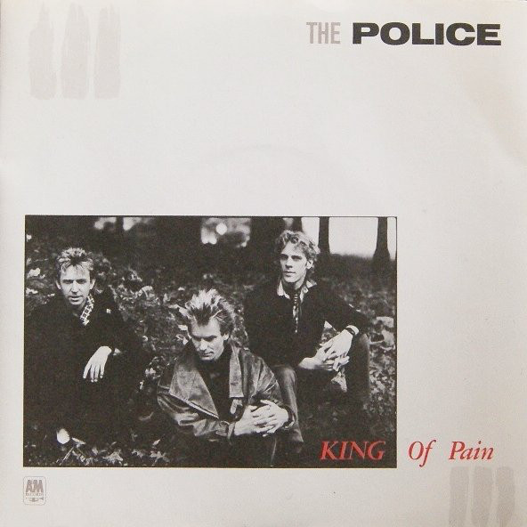 The Police King Of Pain