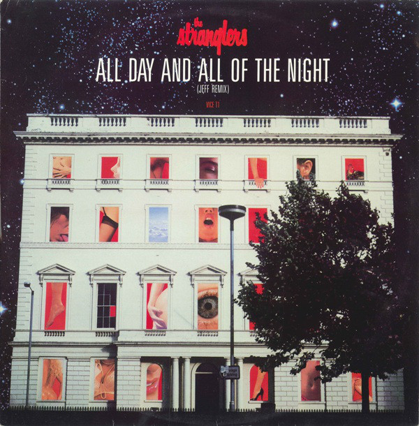 The Stranglers All Day And All Of The Night (Jeff Remix)