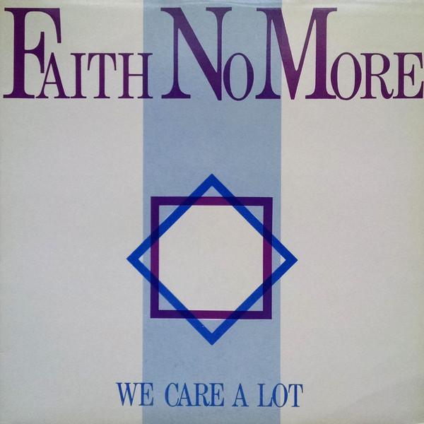 Faith No More We Care A Lot Vinyl