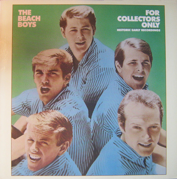 The Beach Boys For Collectors Only Vinyl