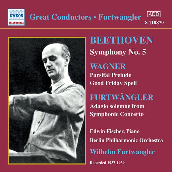 Wilhelm Furtwangler Conducting Berlin Philharmonic Orchestra / Beethoven, Wagner, Furtwängler Furtwangler: Volume 2 Vinyl