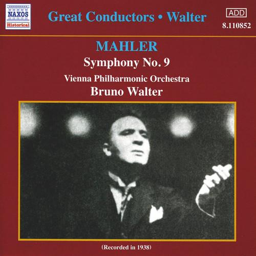 Mahler - Vienna Philharmonic Orchestra, Bruno Walter Symphony No. 9
