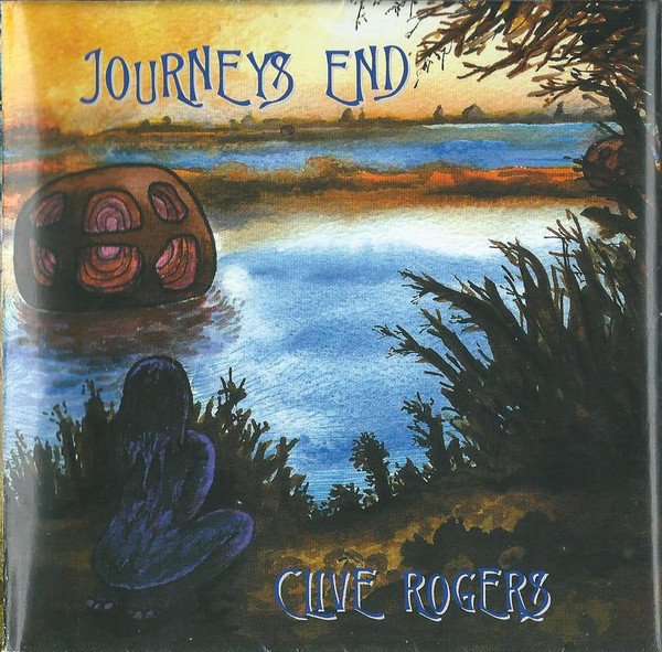 Rogers, Clive Journey's End Vinyl