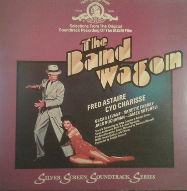 Fred Astaire, Cyd Charisse The Band Wagon Vinyl