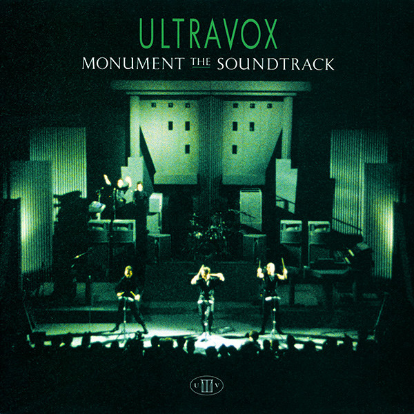 Ultravox Monument The Soundtrack Vinyl