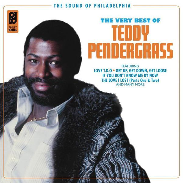 Pendergrass, Teddy The Very Best of Teddy Pendergrass Vinyl