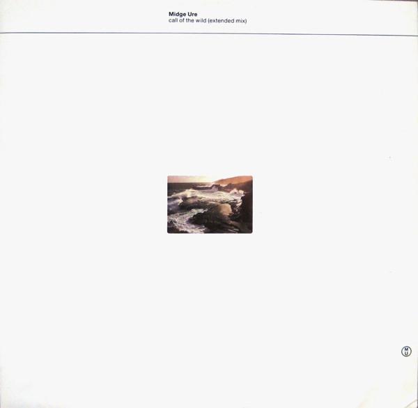 Ure Midge Call Of The Wild (Extended Mix) Vinyl