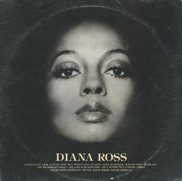 Ross, Diana Diana Ross Vinyl