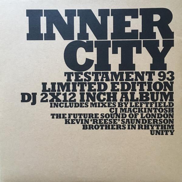Inner City Testament 93 Vinyl