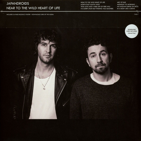 Japandroids Near Ti The Wuld Heart Of Life Vinyl