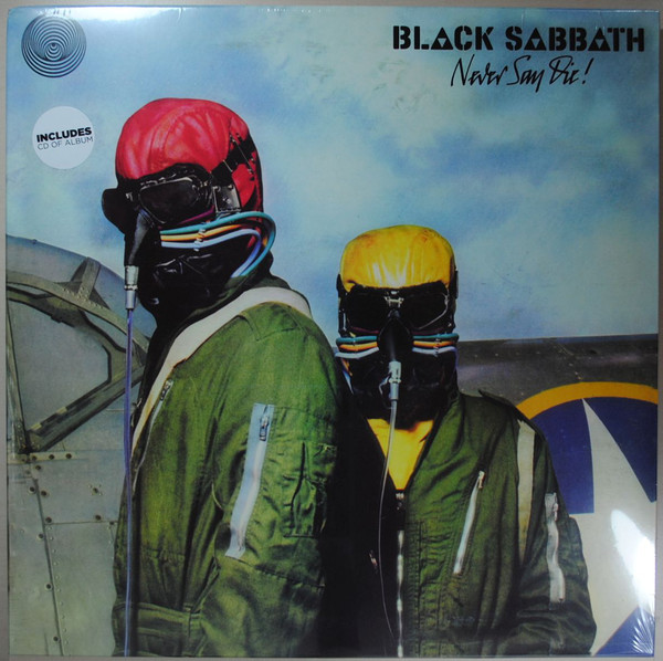 Black Sabbath Never Say Die! Vinyl