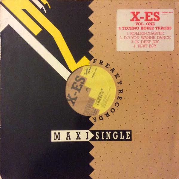 X-ES Vol. One Vinyl