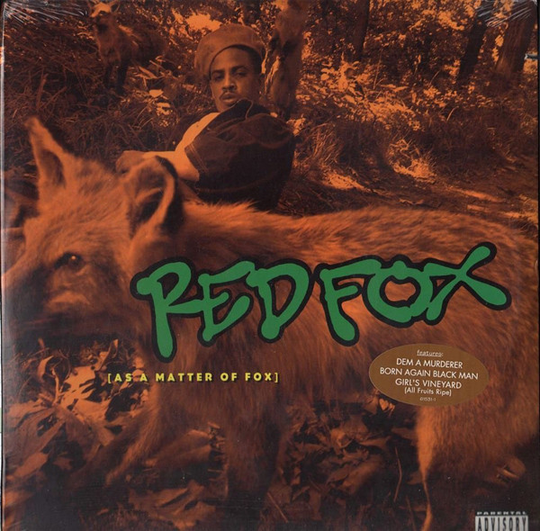 Red Fox As A Matter Of Fox Vinyl