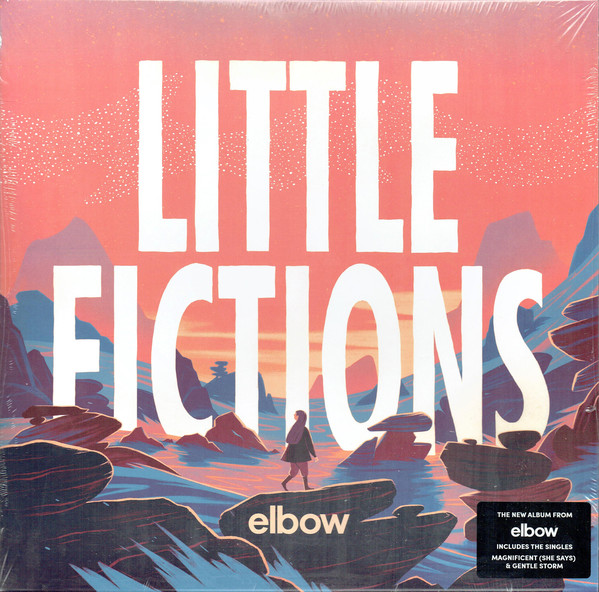 Elbow Little Fictions Vinyl