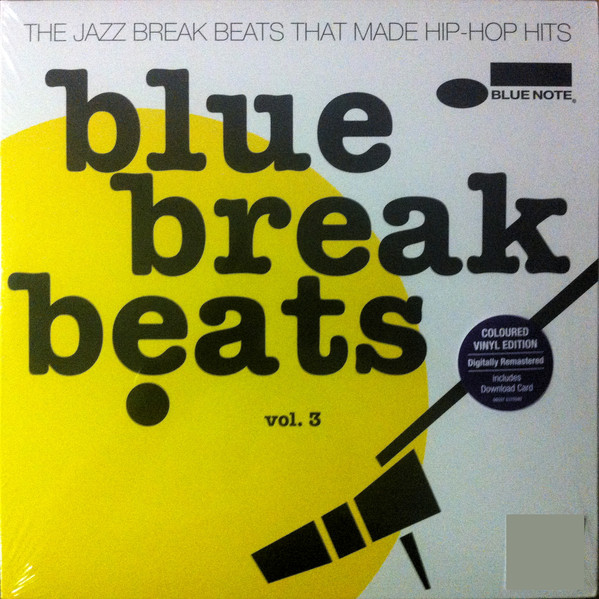 Various Artists Blue Break Beats - Vol. 3