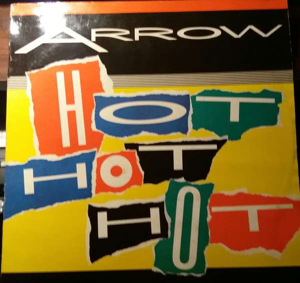 Arrow Hot-Hot-Hot Vinyl
