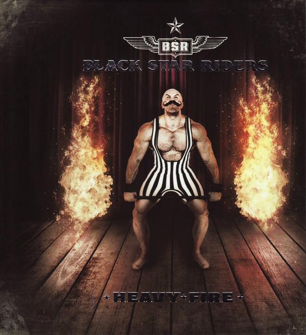 Black Star Riders Heavy Fire Vinyl
