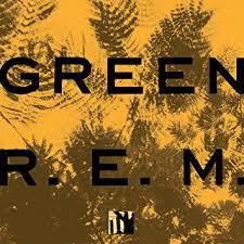 R.E.M. Green Vinyl