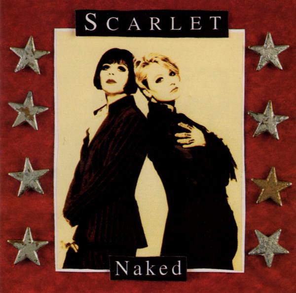 Scarlet Naked CD