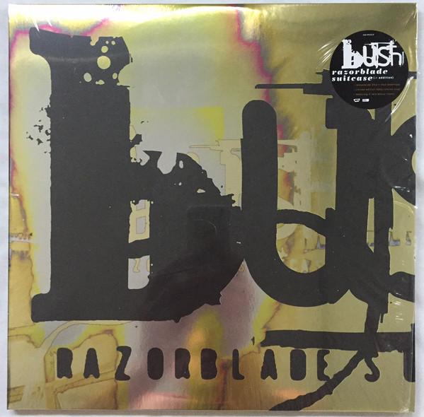 Bush Razorblade Suitcase: In Addition Vinyl
