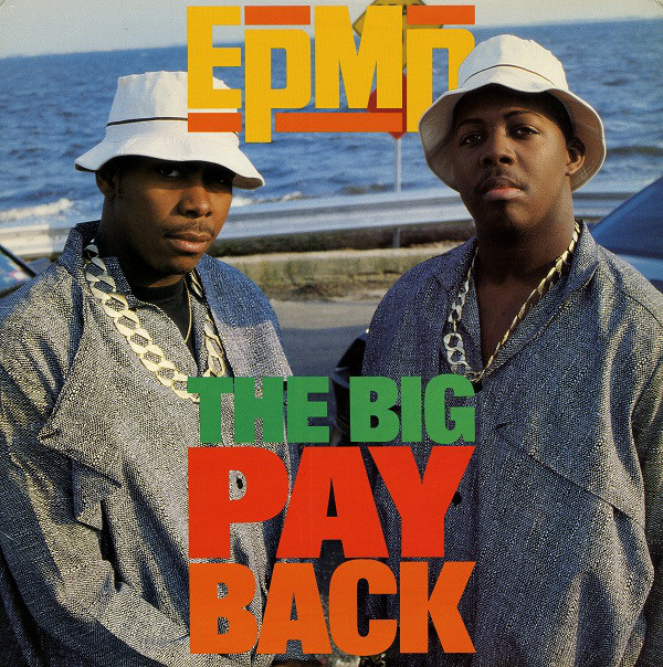 EPMD The Big Pay Back Vinyl
