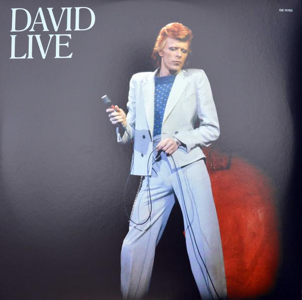 Bowie, David David Live