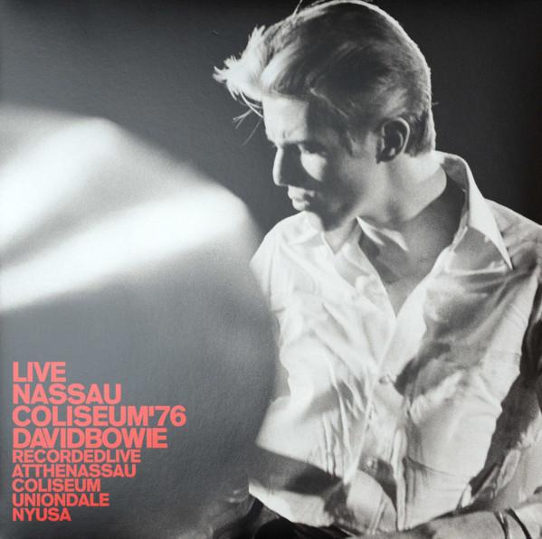 Bowie, David Live Nassau Coliseum '76