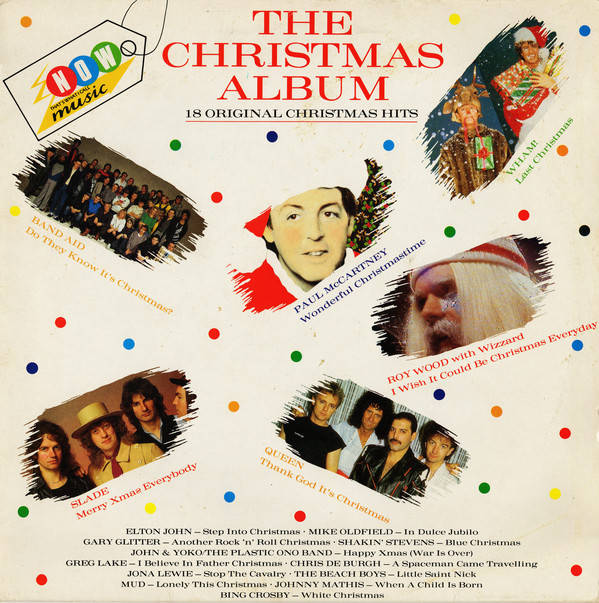 Various Now That's What I Call Music The Christmas Album