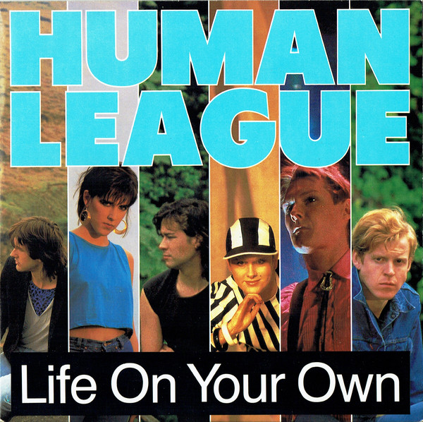 Human League Life On Your Own Vinyl