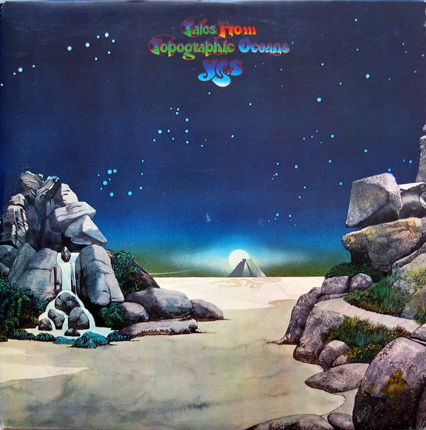 Yes Tales From Topographic Oceans Vinyl