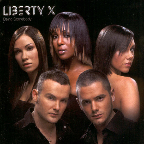 Liberty X Being Somebody Vinyl