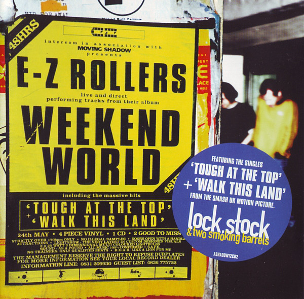 E-Z Rollers Weekend World Vinyl