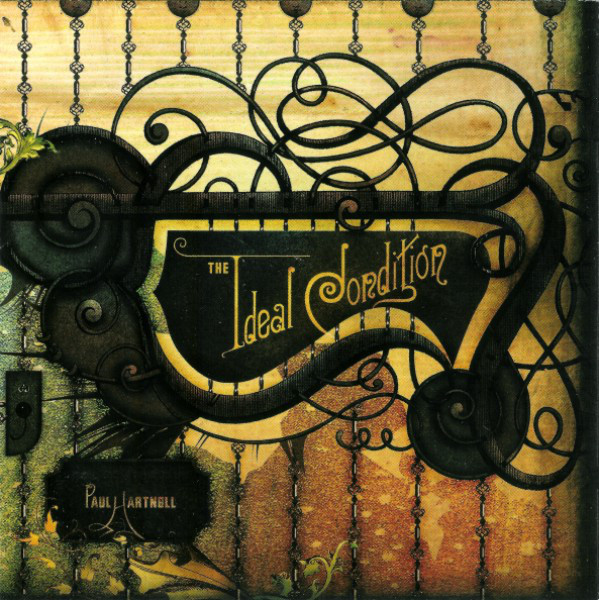 Paul Hartnoll The Ideal Condition CD