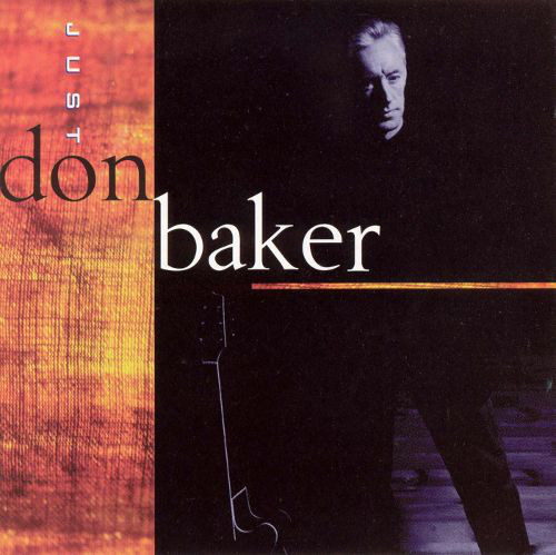 Baker, Don Just CD