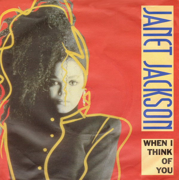 Jackson, Janet When I Think Of You