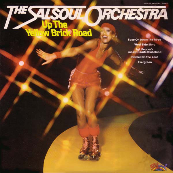 The Salsoul Orchestra Up The Yellow Brick Road Vinyl