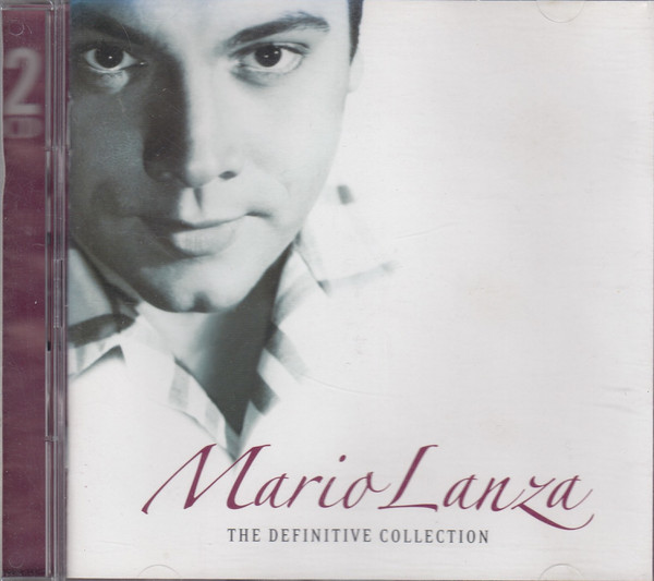 Lanza, Mario The Definitive Collection