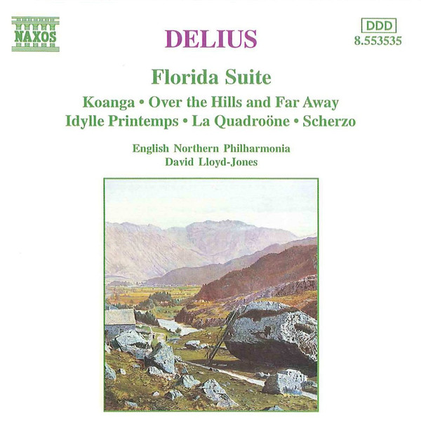 Delius, English Northern Philharmonia, David Lloyd-Jones Orchestral Works