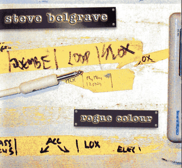 Belgrave, Steve Rogue Colour CD