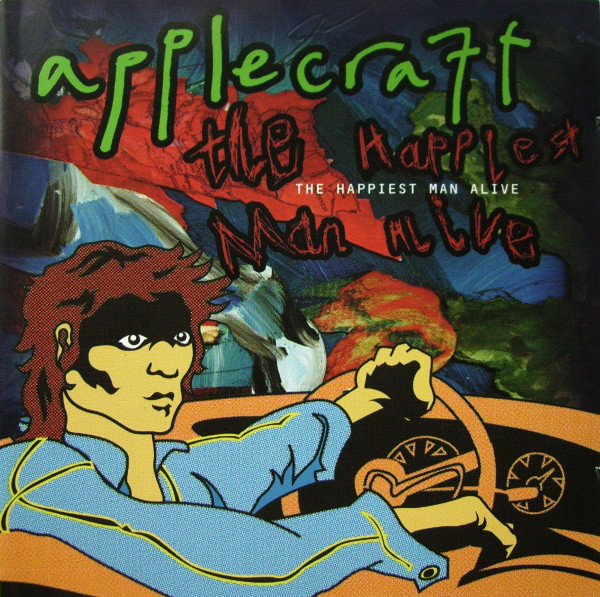 Applecraft The Happiest Man Alive CD