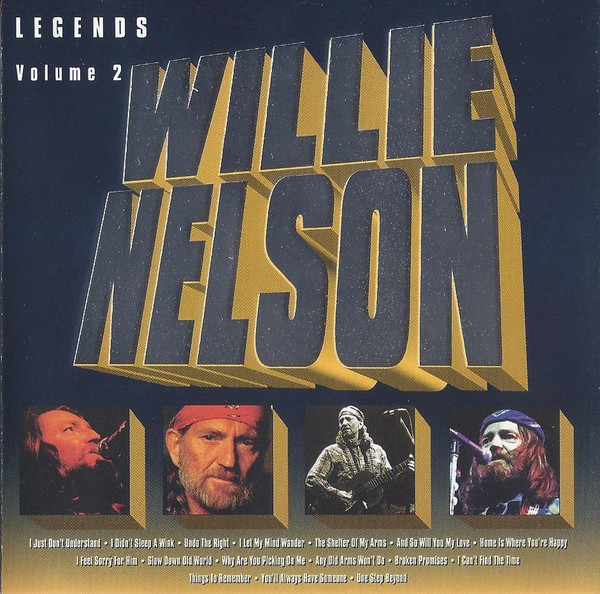 Nelson Willie Legends Volume 2