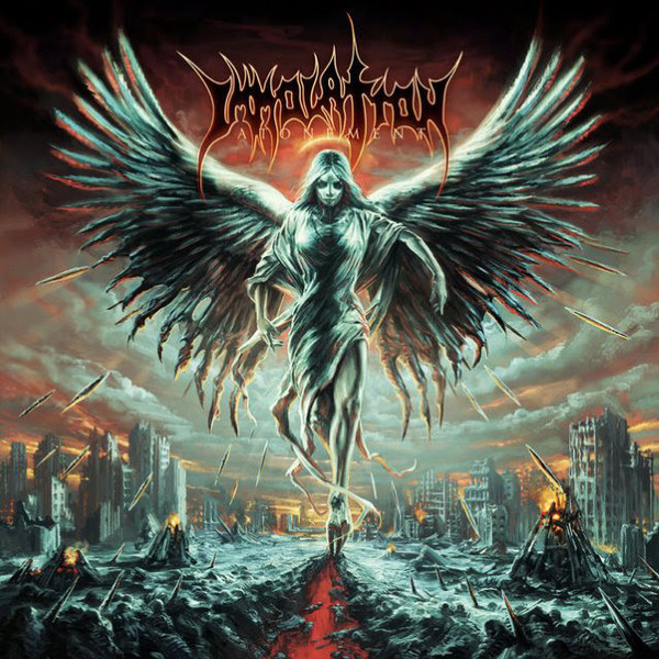 Immolation Atonement Vinyl