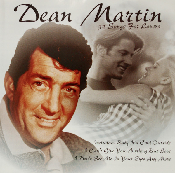 Martin, Dean 32 Songs For Lovers
