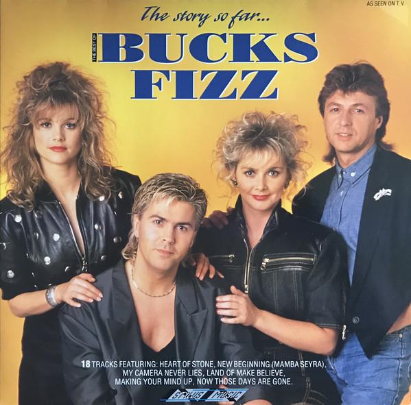 Bucks Fizz The Story So Far - The Very Best Of Bucks Fizz Vinyl