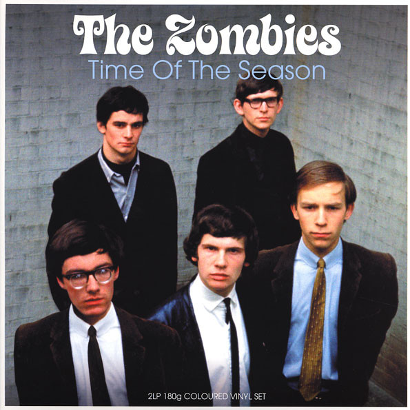The Zombies Time Of The Season