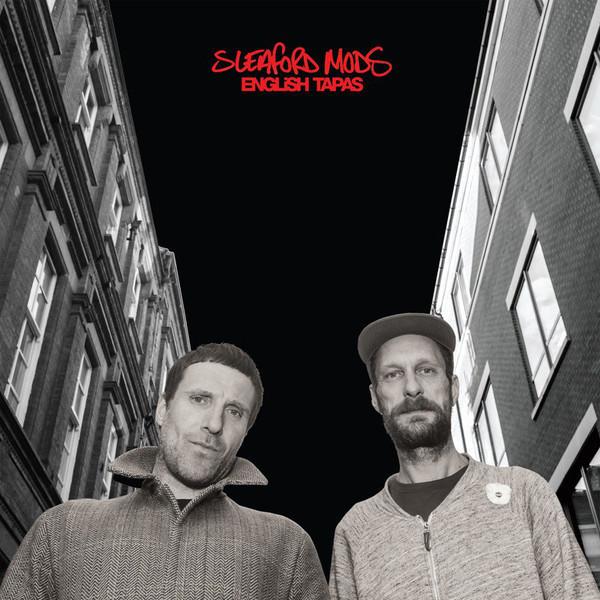 Sleaford Mods English Tapas Vinyl