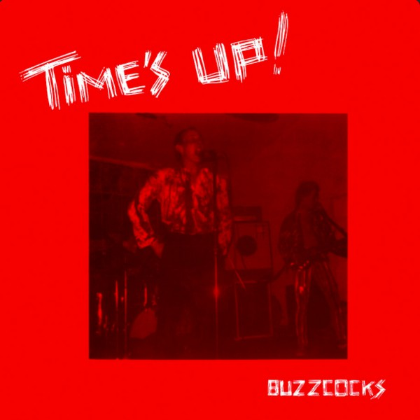 Buzzcocks Time's Up! Vinyl