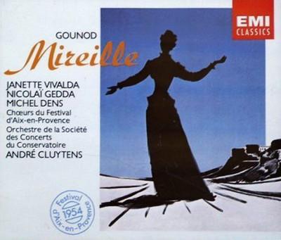 GOunod - Janette Vivalda, NIcolai Gedda, Michel Dens, Andre Cluytens Mireille