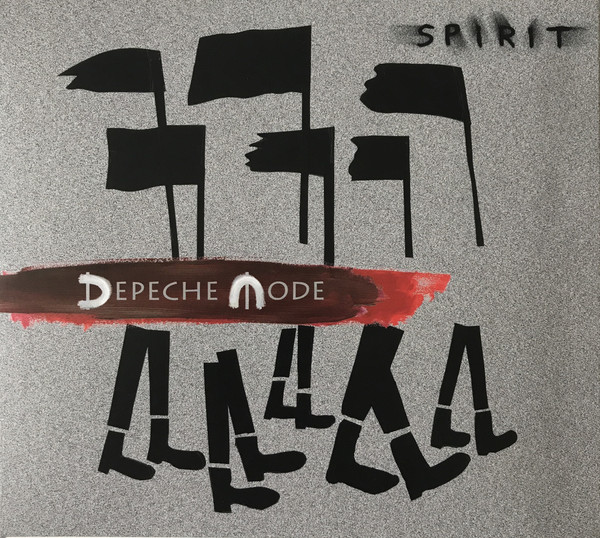 Depeche Mode Spirit CD