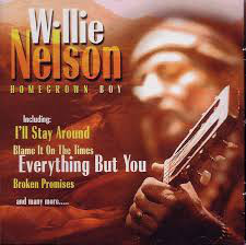 Nelson, Willie Homegrown Boy